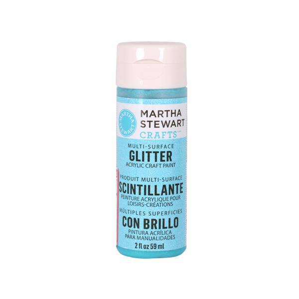 Акрилни бои Martha Stewart, 59 ml, Glitter Боя акрилна Martha Stewart, 59 ml, Glitter, blueberry slush
