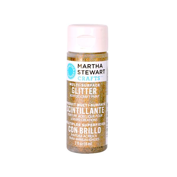 Акрилни бои Martha Stewart, 59 ml, Glitter Боя акрилна Martha Stewart, 59 ml, Glitter, copper
