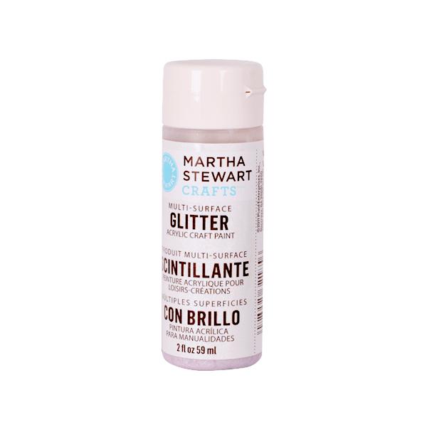 Акрилни бои Martha Stewart, 59 ml, Glitter Боя акрилна Martha Stewart, 59 ml, Glitter, sugar cube