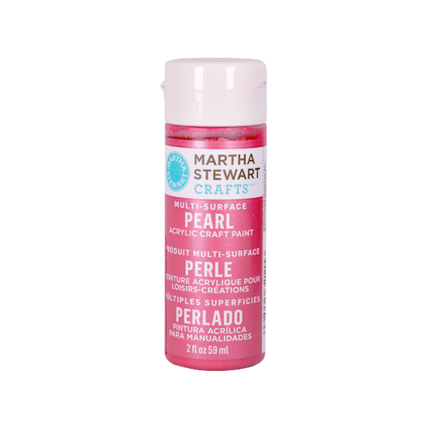 Акрилни бои Martha Stewart, 59 ml, Metallic & Pear Боя акрилна Martha Stewart, 59 ml, Metallic & Pear, fruit punch