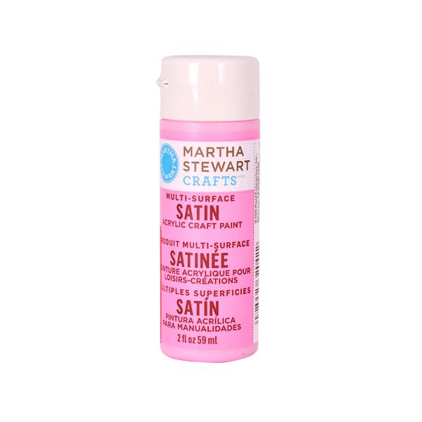 Акрилни Бои Martha Stewart, 59 ml, сатен Боя акрилна Martha Stewart, 59 ml, сатен, bubble gum