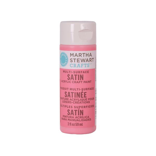 Акрилни Бои Martha Stewart, 59 ml, сатен Боя акрилна Martha Stewart, 59 ml, сатен, camellia pink