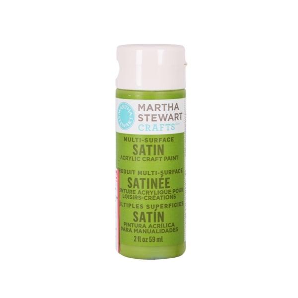 Акрилни Бои Martha Stewart, 59 ml, сатен Боя акрилна Martha Stewart, 59 ml, сатен, green olive