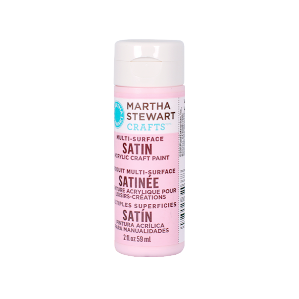 Акрилни Бои Martha Stewart, 59 ml, сатен Боя акрилна Martha Stewart, 59 ml, сатен, pink carnation