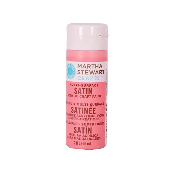 Акрилни Бои Martha Stewart, 59 ml, сатен Боя акрилна Martha Stewart, 59 ml, сатен, pink flamingo