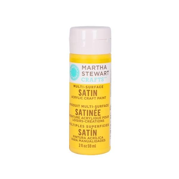 Акрилни Бои Martha Stewart, 59 ml, сатен Боя акрилна Martha Stewart, 59 ml, сатен, yellowjacket