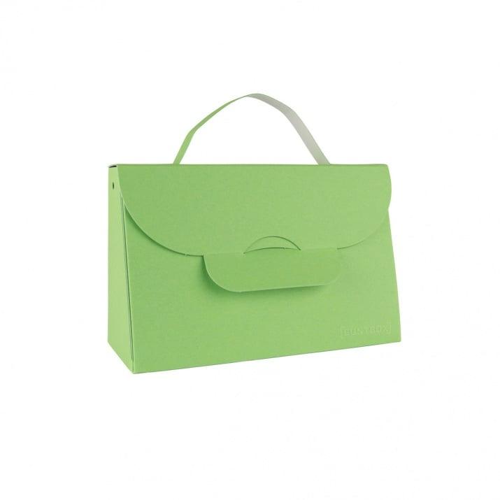 Чанта с една дръжка, 204 x 87 x 32 mm, 565g /m2 Чанта с една дръжка, 204 x 87 x 32 mm, 565g /m2, Apple
