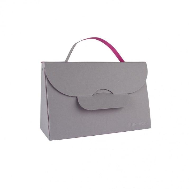 Чанта с една дръжка, 204 x 87 x 32 mm, 565g /m2 Чанта с една дръжка, 204 x 87 x 32 mm, 565g /m2, Shale