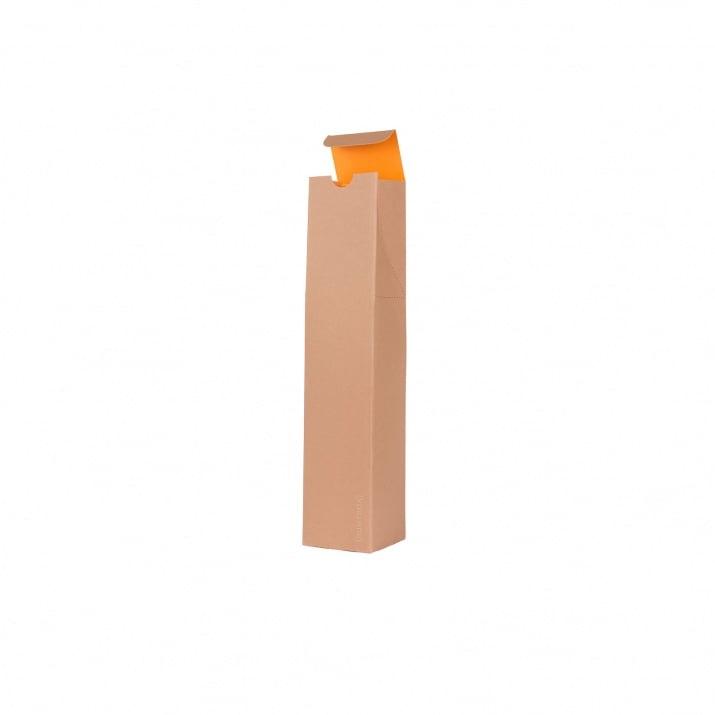 Кутия за бутилка, 370 х 78 х 78mm ,565g/ m2 Кутия за бутилка, 370 х 78 х 78mm ,565g/ m2, Tobacco