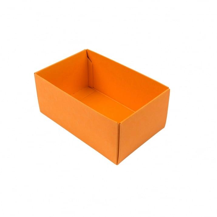 Основа за кутия, 170 х 110 х 60 mm, 350g/ m2 Основа за кутия, 170 х 110 х 60 mm, 350g/ m2, Mandarin