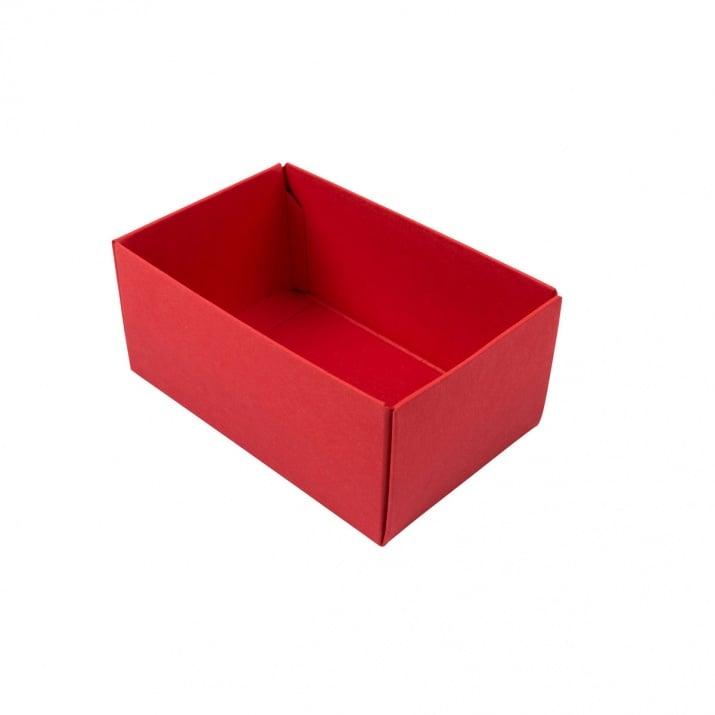 Основа за кутия, 170 х 110 х 60 mm, 350g/ m2 Основа за кутия, 170 х 110 х 60 mm, 350g/ m2, Ruby