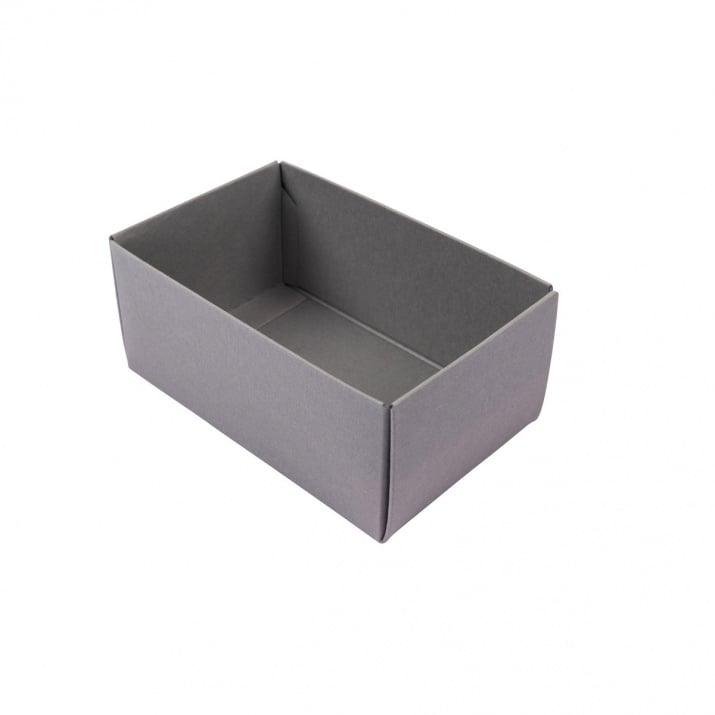 Основа за кутия, 170 х 110 х 60 mm, 350g/ m2 Основа за кутия, 170 х 110 х 60 mm, 350g/ m2, Shale