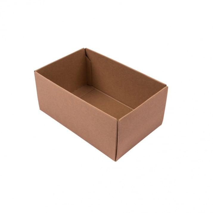 Основа за кутия, 266 х 172 х 78 mm, 350g/ m2 Основа за кутия, 266 х 172 х 78 mm, 350g/ m2, Tobacco