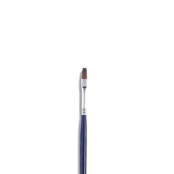 Четка плоска за бои на водна основа SHAMI Четка плоска за бои на водна основа SHAMI, no.2