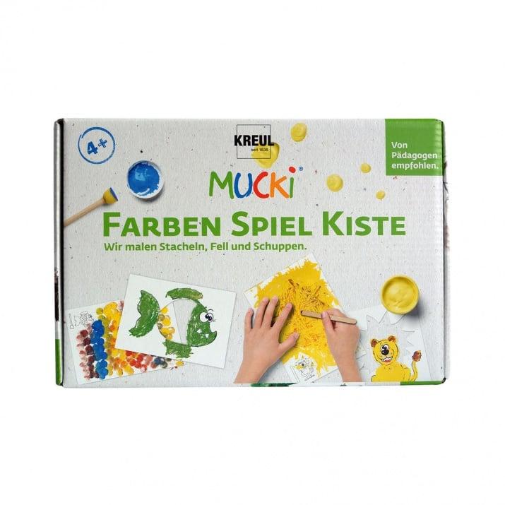 Креативен комплект за рисуване MUCKI, 29 части