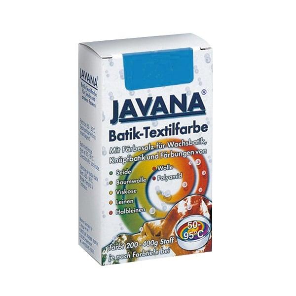 Текстилна боя за батик, JAVANA, 75g Текстилна боя за батик, JAVANA, 75g, гълъбово синя