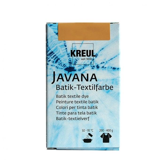 Текстилна боя за батик, JAVANA, 75g Текстилна боя за батик, JAVANA, 70 g, кафява