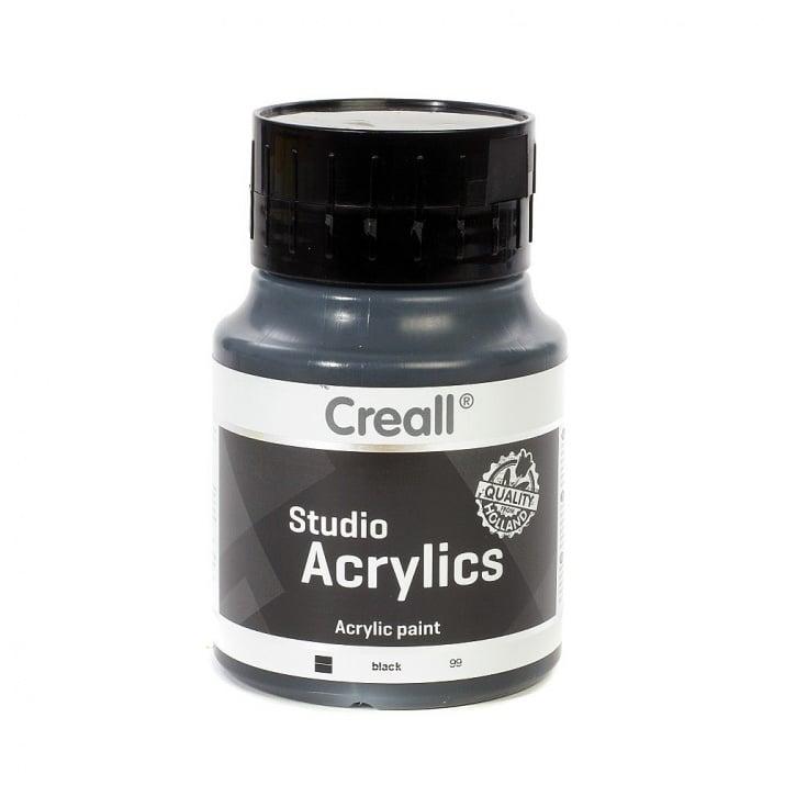 Акрилна боя CREALL-STUDIO-ACRYLICS, 500 ml