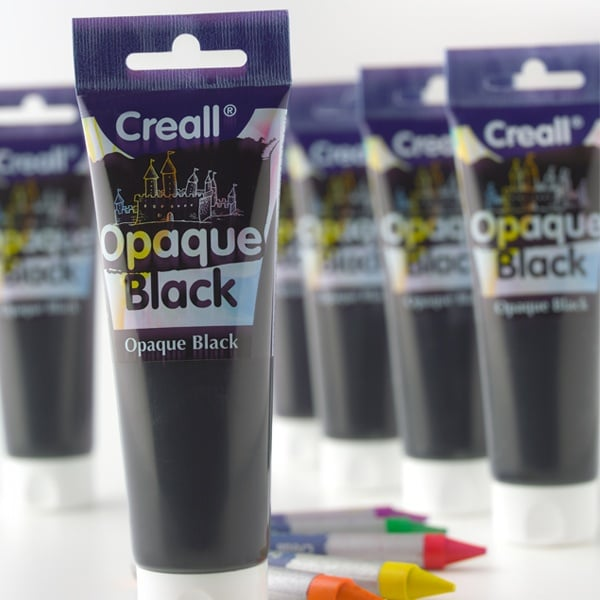 Покривна боя CREALL OPAQUE, 120 ml