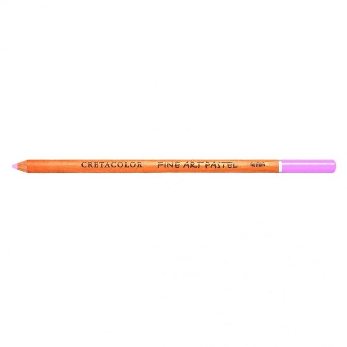 Пастелен молив CretaColor, FINE ART PASTEL, 1бр. Пастелен молив CretaColor, FINE ART PASTEL, 1бр., Old Rose Light