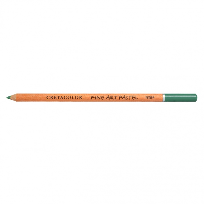 Пастелен молив CretaColor, FINE ART PASTEL, 1бр. Пастелен молив CretaColor, FINE ART PASTEL, 1бр., Olive Green