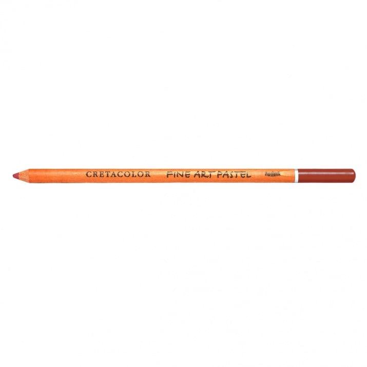 Пастелен молив CretaColor, FINE ART PASTEL, 1бр. Пастелен молив CretaColor, FINE ART PASTEL, 1бр., Sanguine Light