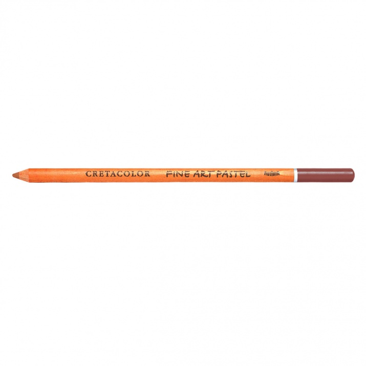 Пастелен молив CretaColor, FINE ART PASTEL, 1бр. Пастелен молив CretaColor, FINE ART PASTEL, 1бр., Sepia Dark