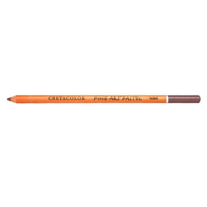 Пастелен молив CretaColor, FINE ART PASTEL, 1бр. Пастелен молив CretaColor, FINE ART PASTEL, 1бр., Umber