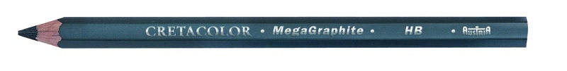 Графитен молив MEGA-Graphite Pencils, 1бр. Графитен молив MEGA-Graphite Pencils, 1бр., HB