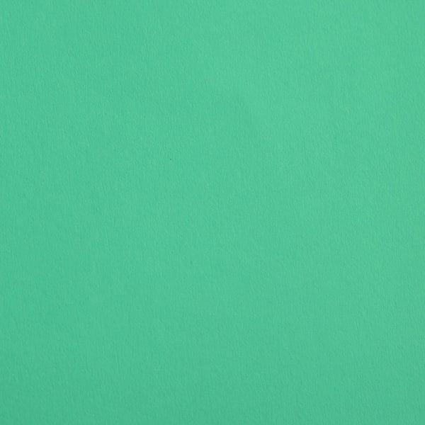 Цветен картон, 130 g/m2, 50 x 70 cm, 1л Цветен картон, 130 g/m2, 50 x 70 cm, 1л, ментово зелен