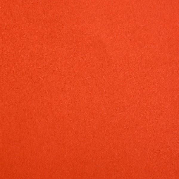 Цветен картон, 130 g/m2, 50 x 70 cm, 1л Цветен картон, 130 g/m2, 50 x 70 cm, 1л, оранжев