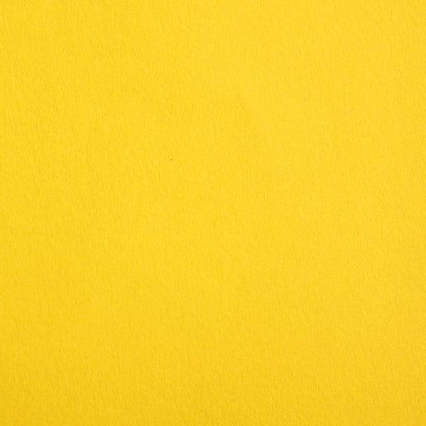 Цветен картон, 130 g/m2, 50 x 70 cm, 1л Цветен картон, 130 g/m2, 50 x 70 cm, 1л, слънчево жълт