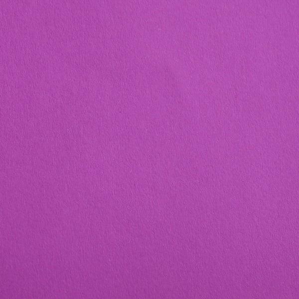 Цветен картон, 130 g/m2, 70 x 100 cm, 1л  Цветен картон, 130 g/m2, 70 x 100 cm, 1л, бишопски лилав
