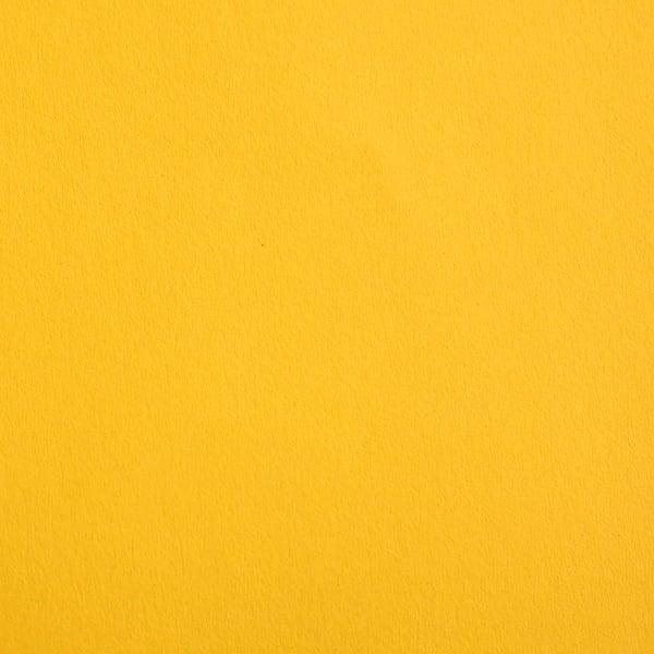 Цветен картон, 130 g/m2, 70 x 100 cm, 1л  Цветен картон, 130 g/m2, 70 x 100 cm, 1л, царевично жълт