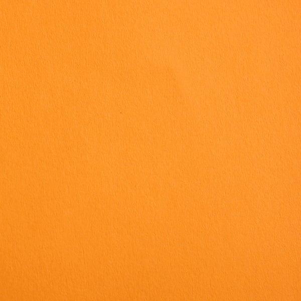 Цветен картон, 130 g/m2, 70 x 100 cm, 1л  Цветен картон, 130 g/m2, 70 x 100 cm, 1л, манго
