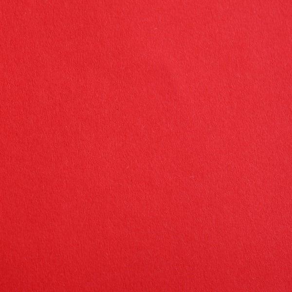 Цветен картон, 130 g/m2, 70 x 100 cm, 1л  Цветен картон, 130 g/m2, 70 x 100 cm, 1л, минг червен