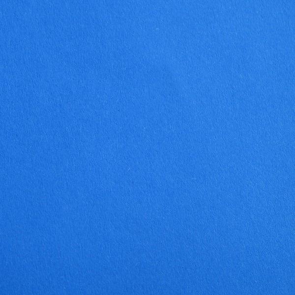 Цветен картон, 130 g/m2, 70 x 100 cm, 1л, океанско син