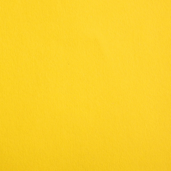 Цветен картон, 130 g/m2, 70 x 100 cm, 1л  Цветен картон, 130 g/m2, 70 x 100 cm, 1л, слънчево жълт