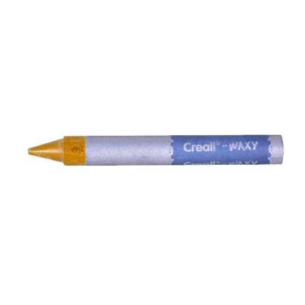 Цветен восъчен пастел CREALL Waxy Цветен восъчен пастел CREALL Waxi, охра