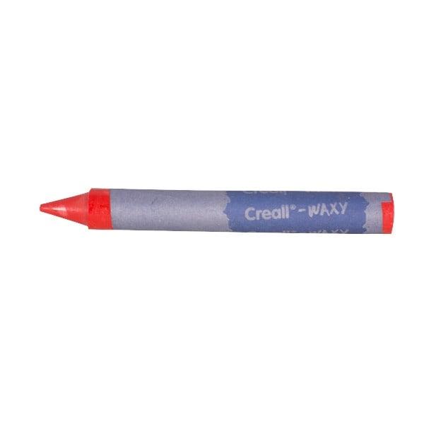 Цветен восъчен пастел CREALL Waxy Цветен восъчен пастел CREALL Waxу, червен