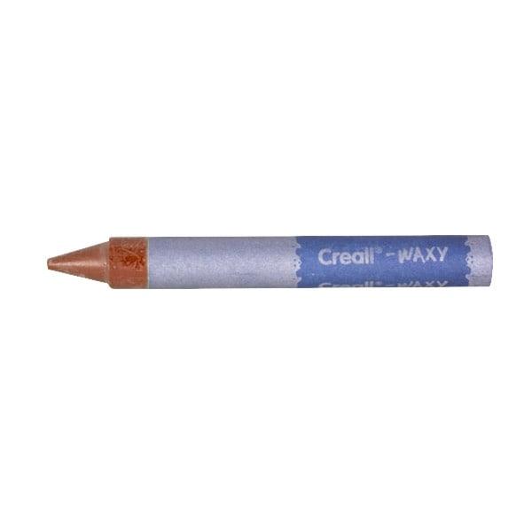 Цветен восъчен пастел CREALL Waxy Цветен восъчен пастел CREALL Waxy, кафяв