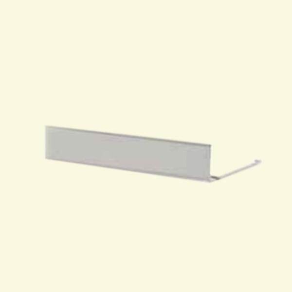 Държач за хедър карта за дисплей DR80, бял (празен)
