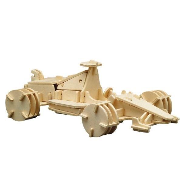 Дървен комплект за сглобяване, Формула 1