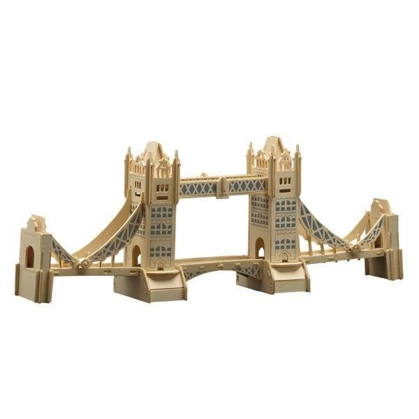 Дървен комплект за сглобяване, Лондонския Taower Bridge