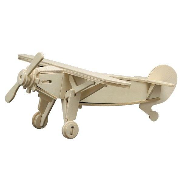 Алуминиево фолио, 20 х 30 см / 0,15 мм, 3 бр., двуцветно - червено и сребристо Дървен комплект за сглобяване, Спортен самолет