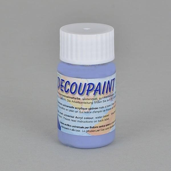Decoupaint, 25 ml, акрилни бои  Decoupaint, 25 ml, акрилна боя, лавандула