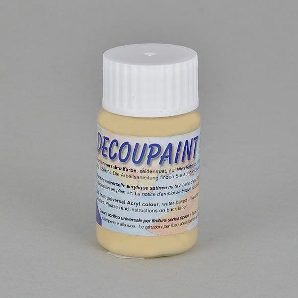 Decoupaint, 25 ml, акрилни бои  Decoupaint, 25 ml, акрилна боя, пясък