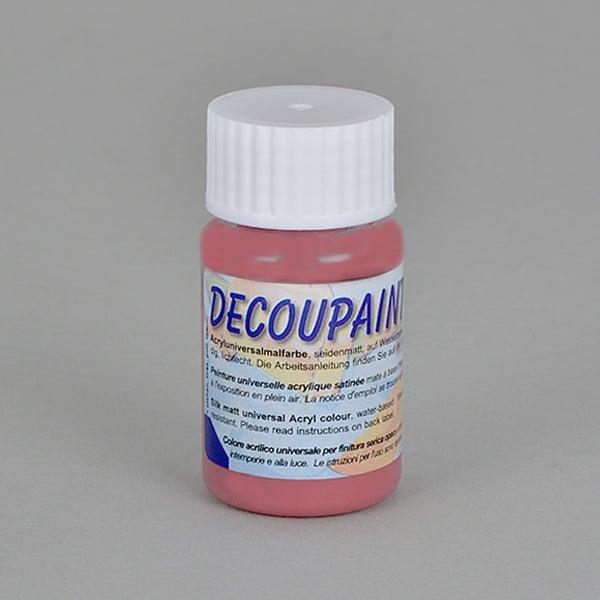 Decoupaint, 25 ml, акрилни бои  Decoupaint, 25 ml, акрилна боя, земен