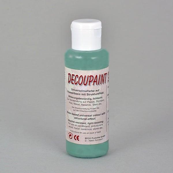 Decoupaint Antik, 50 ml, бои с ефектна структура  Decoupaint Antik, 50 ml, боя с ефектна структура, цвят бръшлян