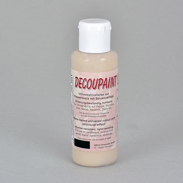 Decoupaint Antik, 50 ml, бои с ефектна структура  Decoupaint Antik, 50 ml, боя с ефектна структура, цвят пясък